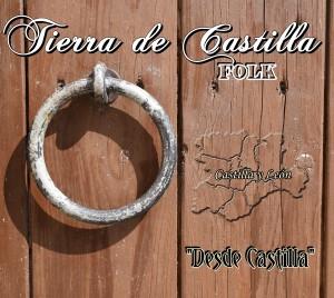 "Portada CD ""Desde Castilla"""
