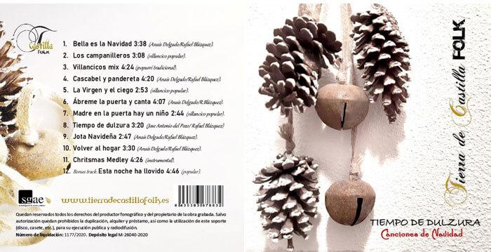 """Bella es la Navidad. Canción incluida en el CD """"Tiempo de Dulzura"""""""